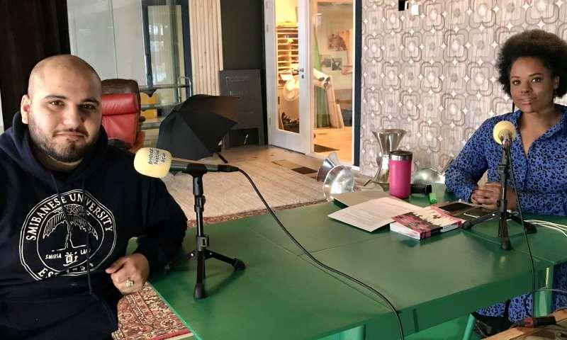 Podcast Vrijheidsgasten met Massih Hutak