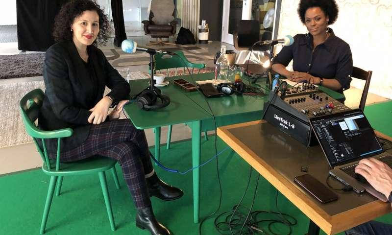 Podcast Vrijheidsgasten: persoonlijke gesprekken over vrijheid