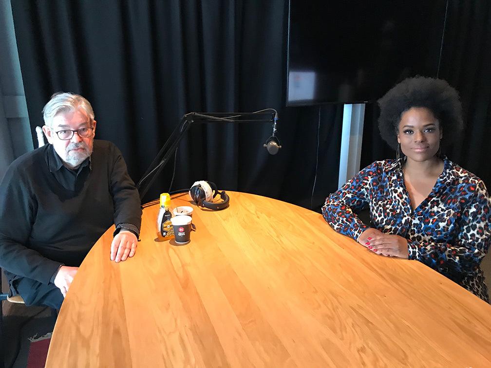 Podcast Vrijheidsgasten met Maarten van Rossem