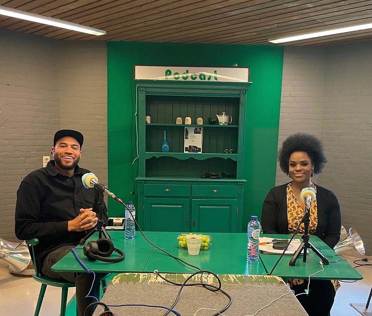 Podcast Vrijheidsgasten met Edson da Graça