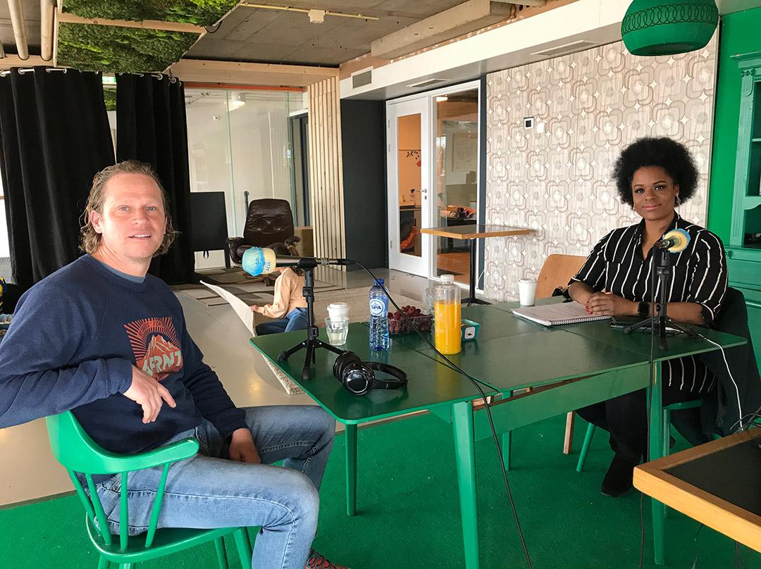 Podcast Vrijheidsgasten met Gijs Tuinman