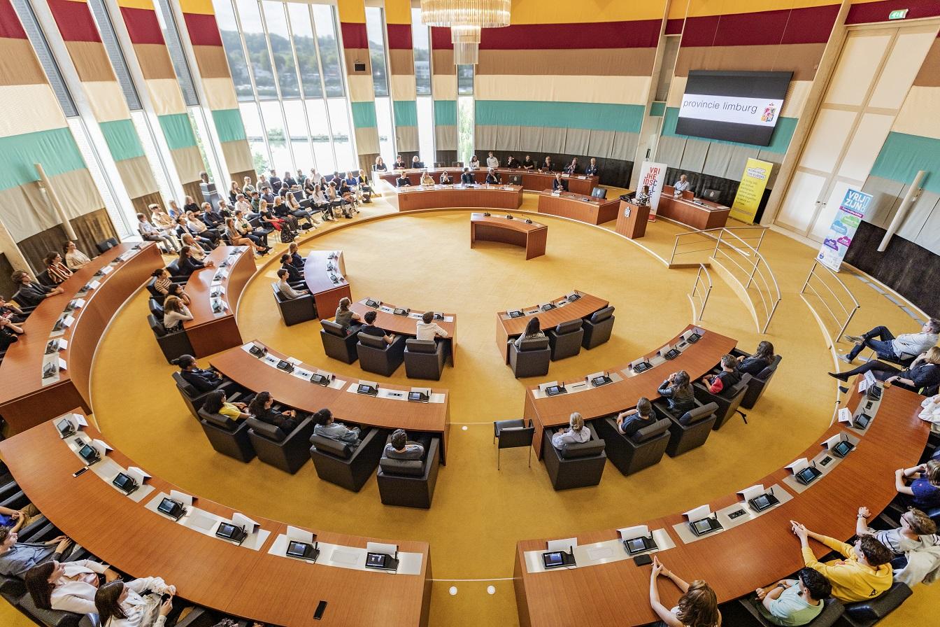 Limburg viert 75 jaar bevrijding